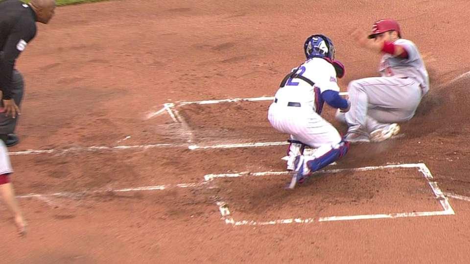 MLB Relay Race
