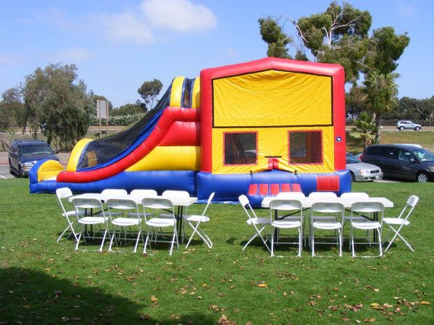 party rental merced ca